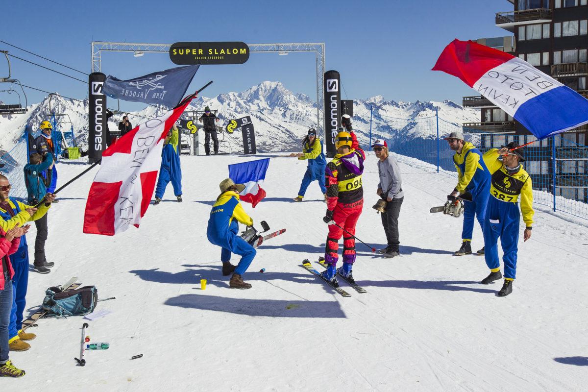 Fun Zone Super Slalom