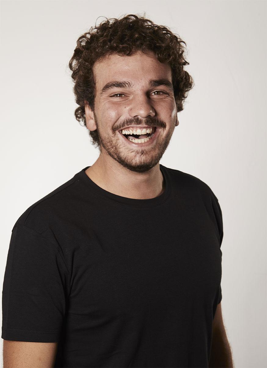 Martin Agnellet, architecte junior outdoor