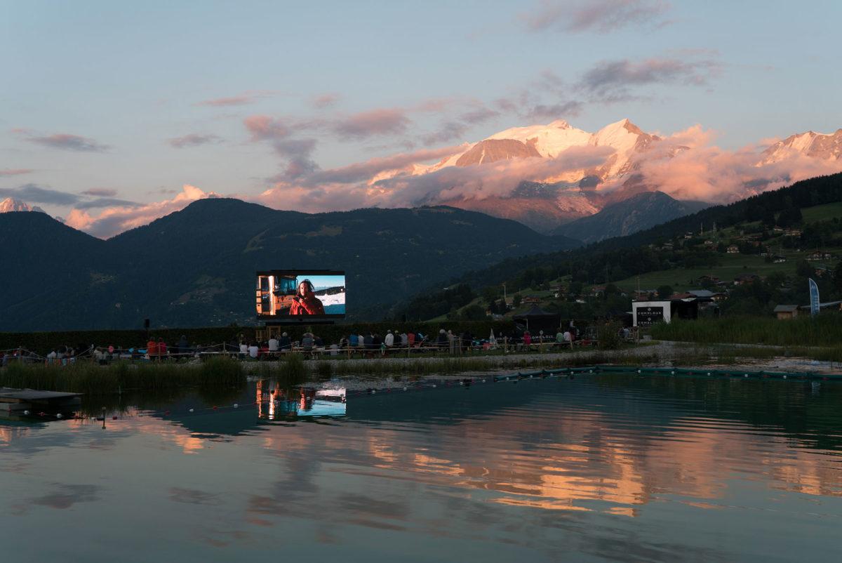 Cinemalpes Mont Blanc