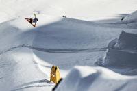 Evenement ski freestyle Redbull