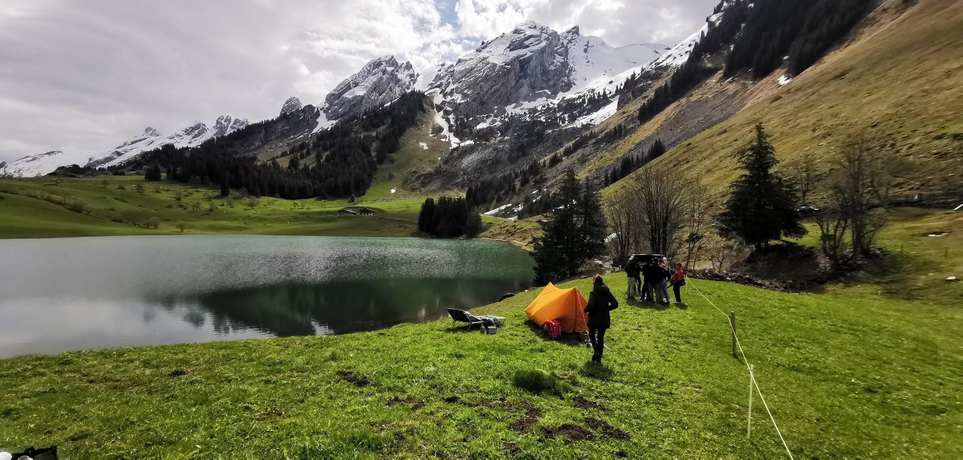 projet photoshoot elle magazine en montagne